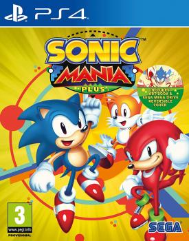 Sonic Mania Plus + Art Book