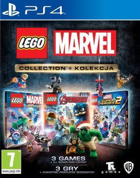 LEGO Marvel Kolekcja