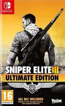 Sniper Elite III 3 Ultimate Edition