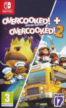 Overcooked Special Edition + Overcooked 2
