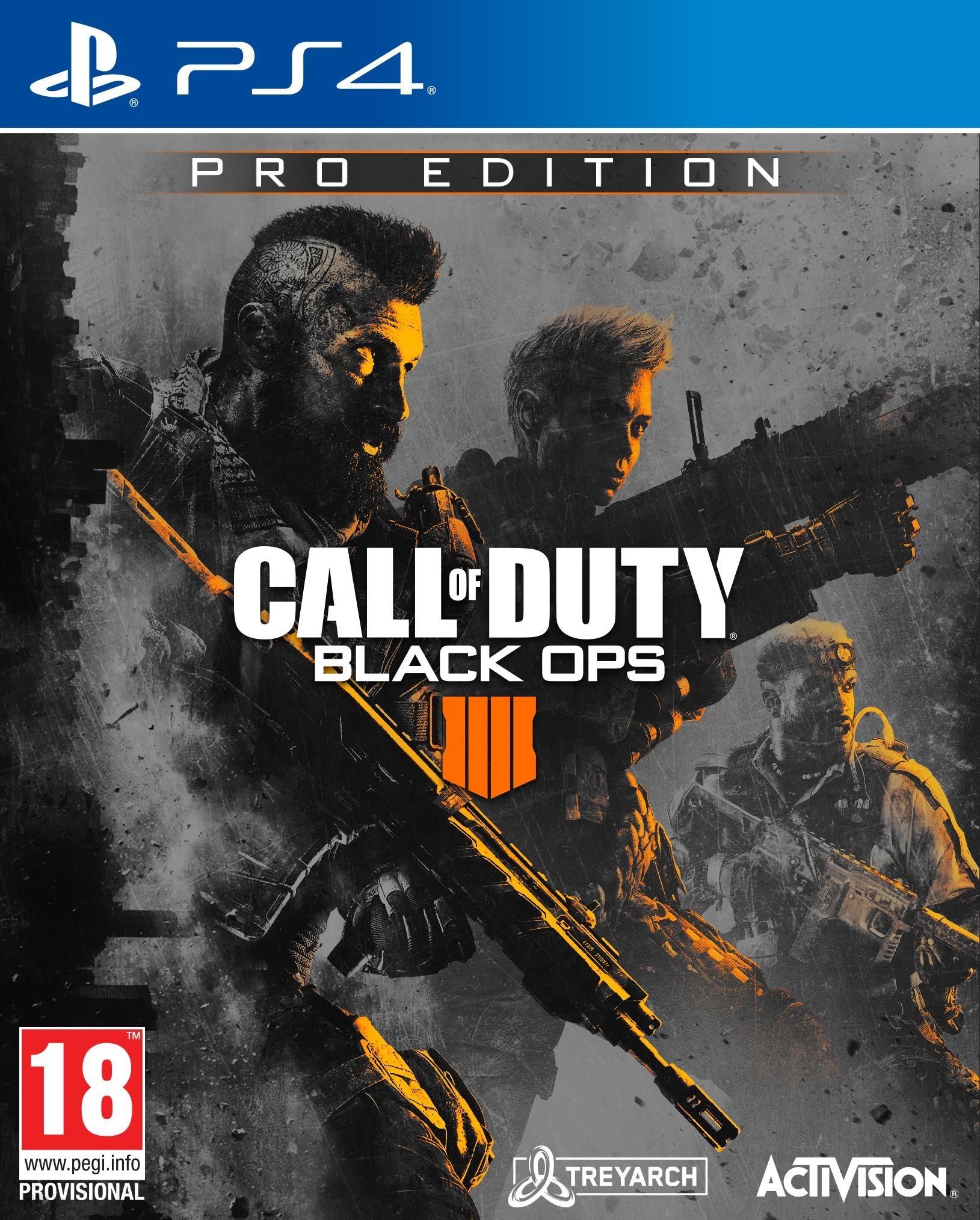 Call of Duty Black Ops IIII Pro Edition