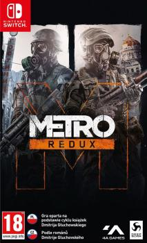 Metro Redux 2033 Last Light