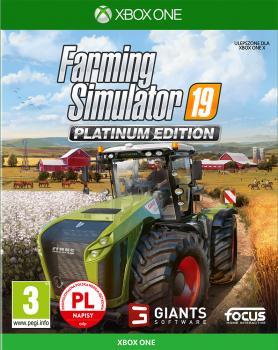 Farming Simulator 19 Edycja Platynowa