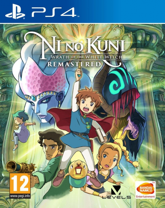 Ni No Kuni: Wrath of the White Witch - Remastered