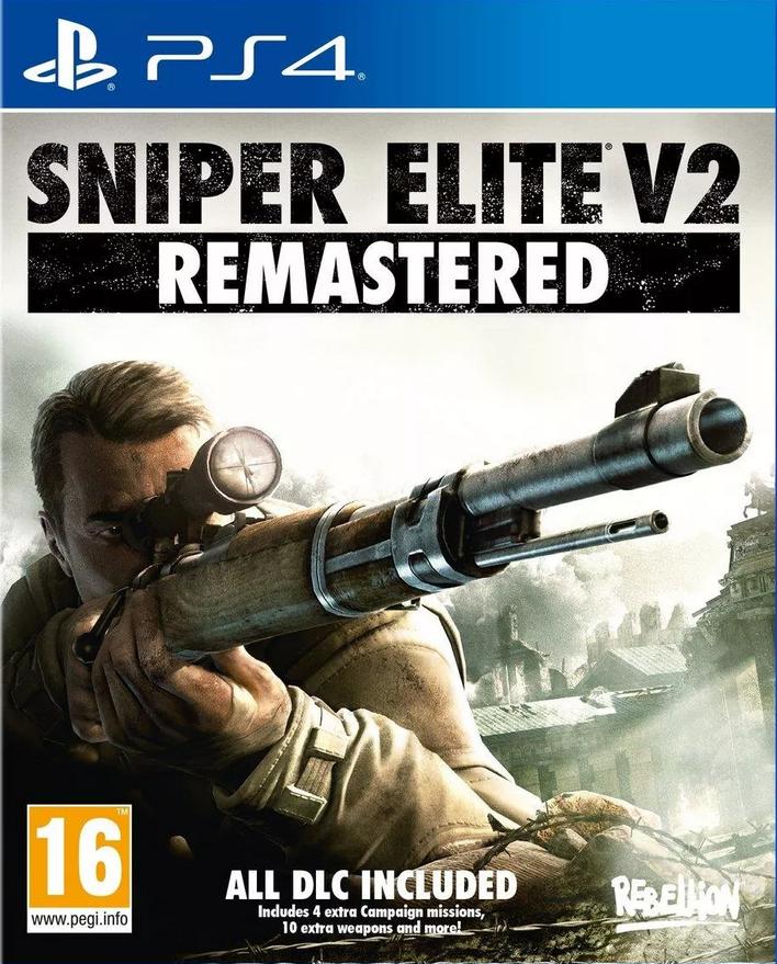 Sniper Elite V2 - Remastered