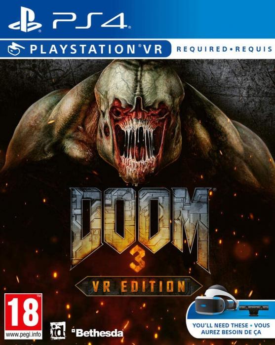 Doom 3 - VR