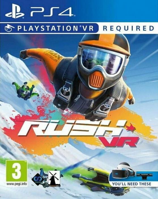 Rush - VR