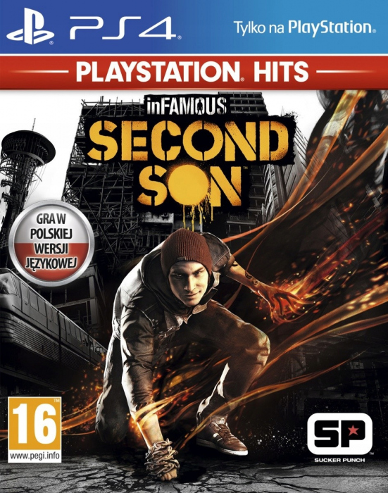 InFamous Second Son HITS