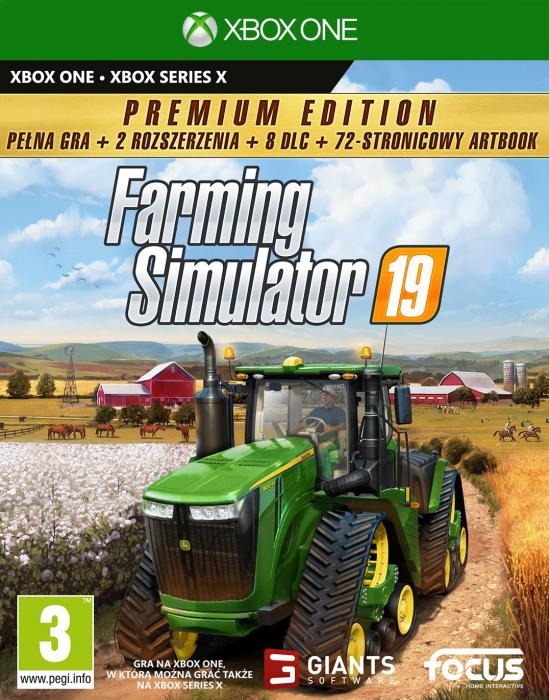 Farming Simulator 19 Edycja Premium