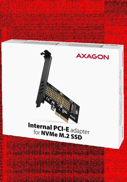 Karta rozszerzeń AXAGON PCEM2-N PCIe x4 - M.2