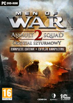 Men of War: Oddział szturmowy 2 Edycja Kompletna