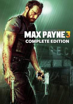 Max Payne 3 Edycja Kompletna