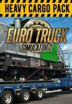 Euro Truck Simulator 2 Heavy Cargo Pack