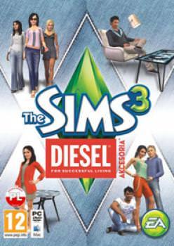 The Sims 3 Diesel akcesoria