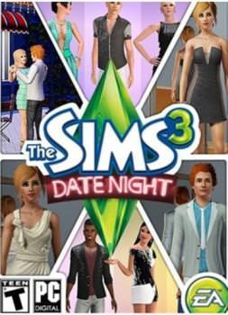 The Sims 3 Nocna Randka
