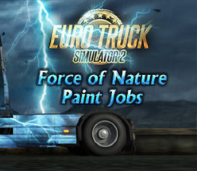 Euro Truck Simulator 2 - Force of Nature Paint Jobs