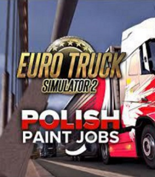 Euro Truck Simulator 2 - Polish Paint Jobs