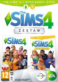The Sims 4 + Wyspiarskie życie (Zestaw)
