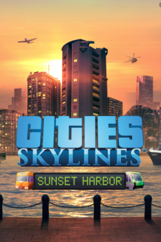 Cities Skylines: Sunset Harbor