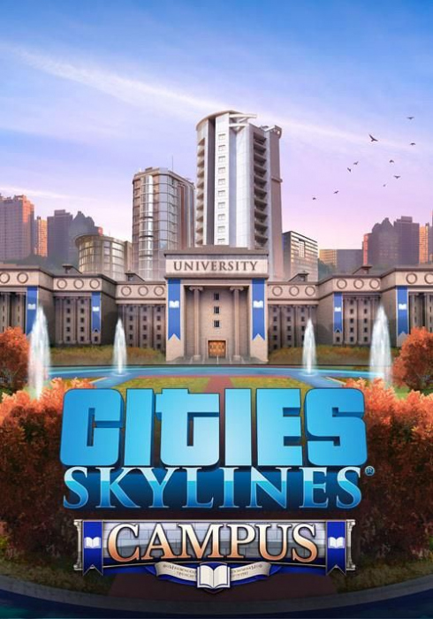 Cities Skylines: Campus