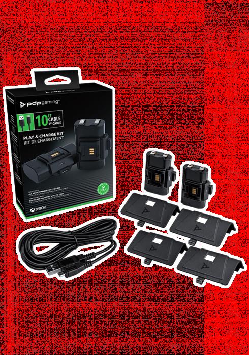 Zestaw akumulatorów PDP Play and Charge kit Xbox Series/One
