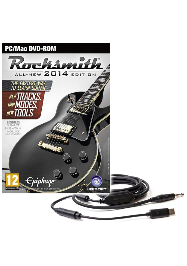 Rocksmith 2014 + kabel USB Real Tone