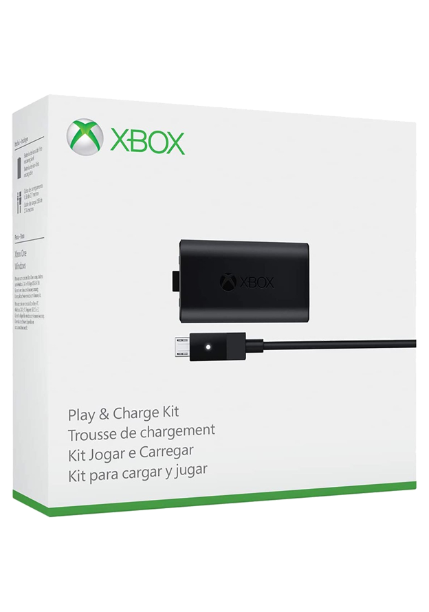 Zestaw Microsoft Play and Charge Kit