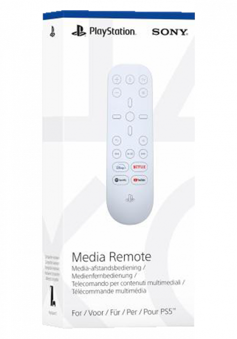 Pilot Media Remote Playstation 5