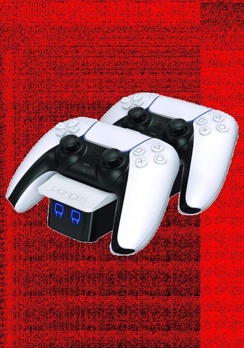 Venom Podwójna ładowarka do padów PS5 - Biała