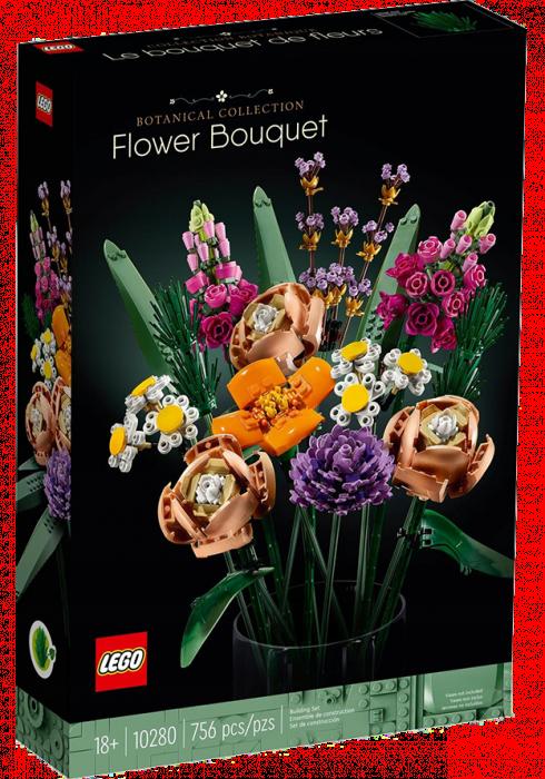 LEGO Creator Expert Bukiet kwiatów 10280