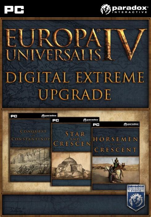 Europa Universalis IV: Extreme Upgrade