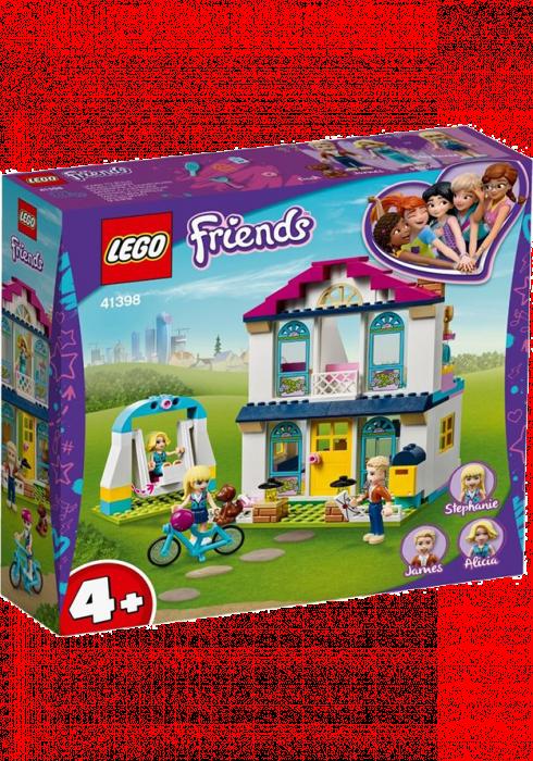 LEGO Friends Dom Stephanie 41398