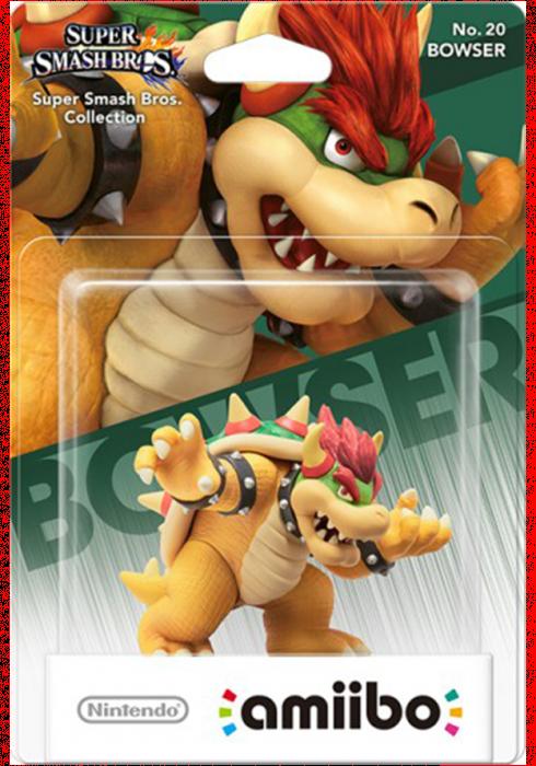 amiibo Super Smash Bros - Bowser No.20