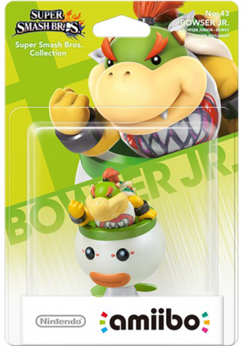 amiibo Super Smash Bros - Bowser Jr.