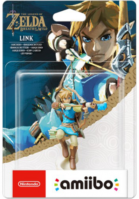 amiibo The Legend Of Zelda - Link Archer