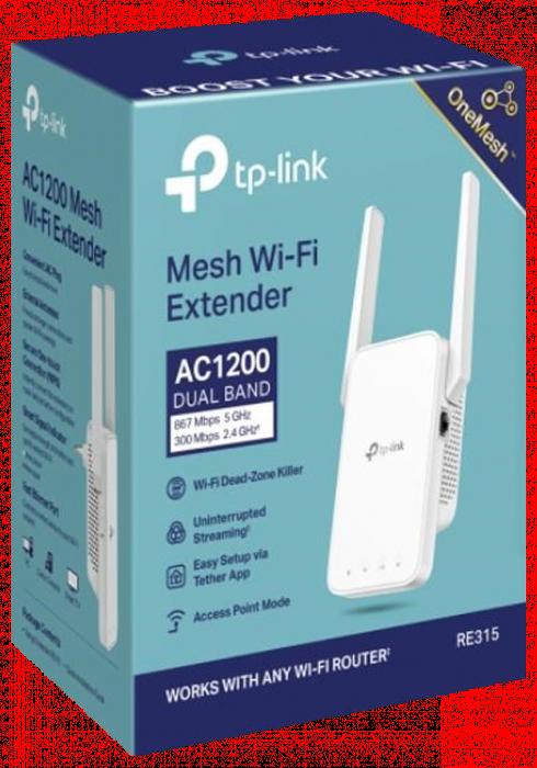 Wzmacniacz WiFi TP-Link RE315