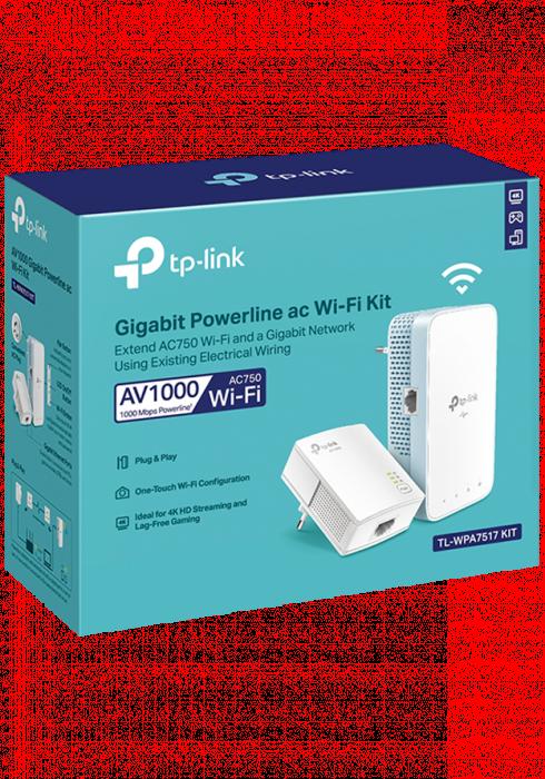 TP-Link Powerline AV1000 TL-WPA7517KIT
