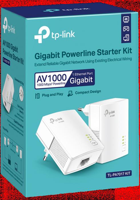 Transmiter sieciowy TP-Link TL-PA7017 KIT