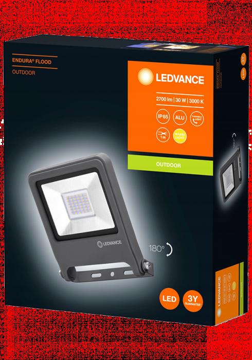 LEDVANCE ENDURA FLOOD 30W 2700lm 3000K IP65