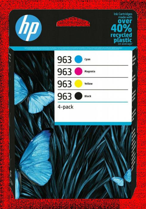 Tusz HP 963 CMYK