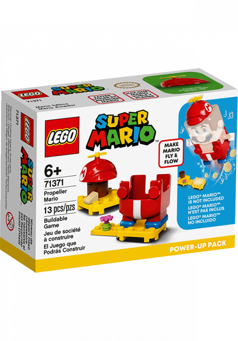 LEGO Super Mario Helikopterowy Mario - dodatek 71371