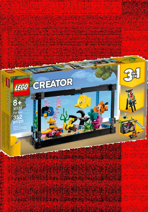 LEGO Creator Akwarium 31122