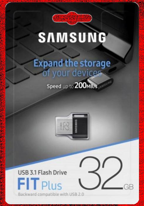 Pendrive Samsung FIT Plus 2020 32GB USB 3.1