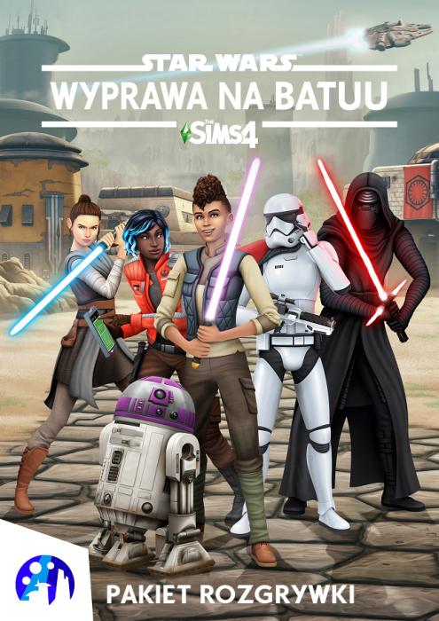 The Sims 4 Star Wars: Wyprawa na Batuu