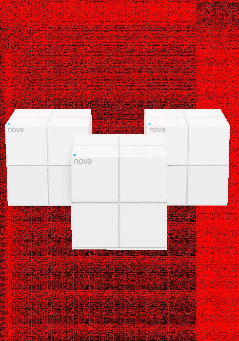 Router Tenda Nova MW6 - Mesh (3 szt)